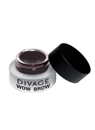 Divage Divage Wow Brow - Jel Kaş Liner - 02 Kızıl Kahve Bordo